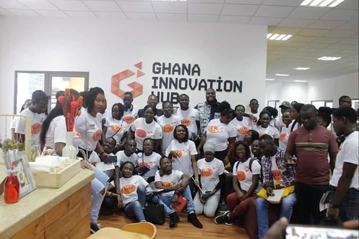 At IHAV Conference 2019 Accra, Ghana